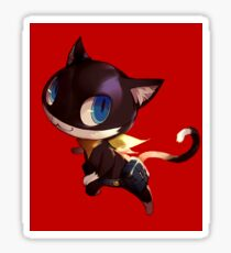 Persona 5 Morgana Sticker