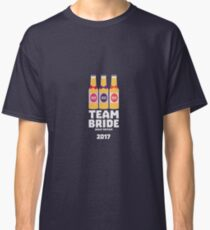 Team Bride Great Britain 2017 Rqqh7 Classic T-Shirt