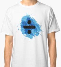 Divide Album Watercolor Classic T-Shirt