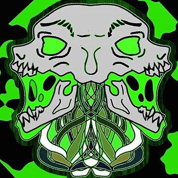 Soul Scream by SaucyBirb