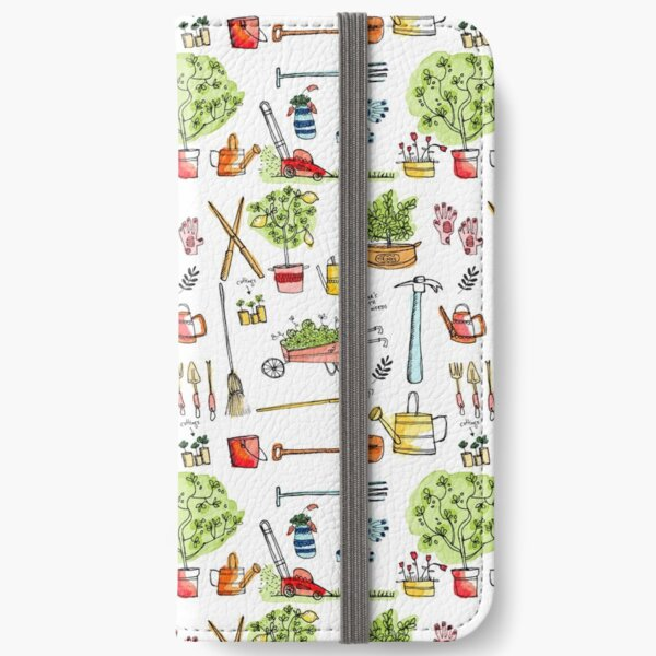 Gardening iPhone Wallet