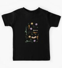 Vegetables Kids Tee