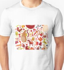 Bears back to school Unisex T-Shirt