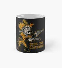 Pistol Pete Ride 'Em Cowboys Mug