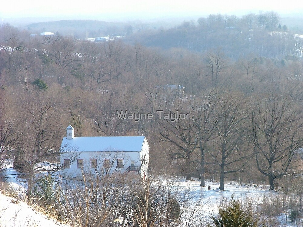 Church in the Vale by Wayne Taylor