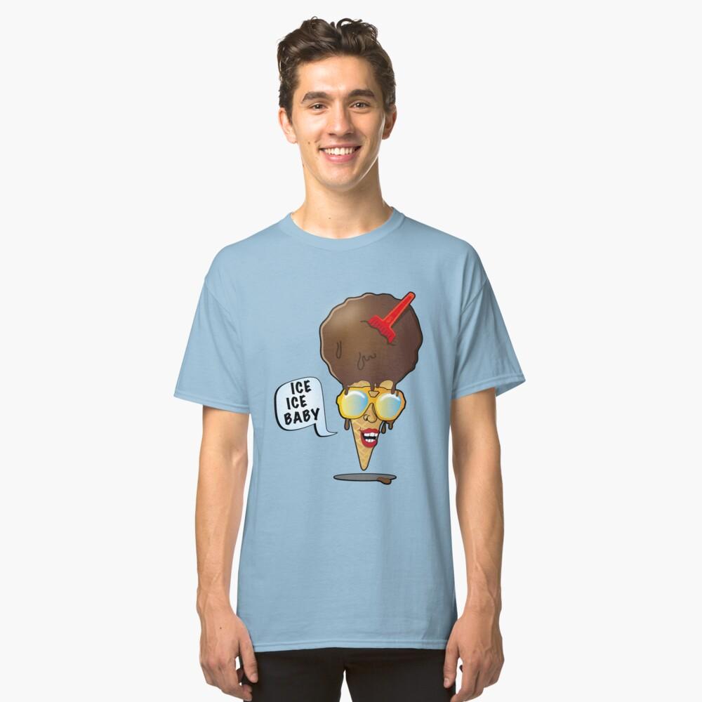 Cool Ice Cream Cone Classic T-Shirt