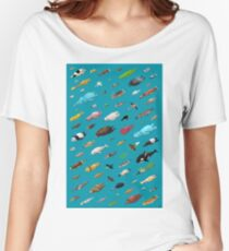Sleeping Animals Women's Relaxed Fit T-Shirt