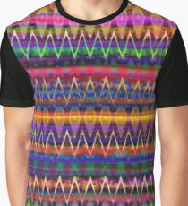 Sounds of Colourful Birds Graphic T-Shirt