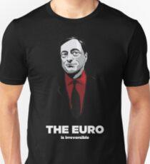 Trading Art   Mario Draghi Unisex T-Shirt