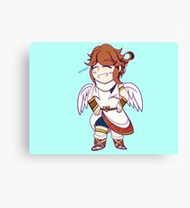 Kid Icarus Pit Canvas Print