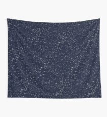 Starry Night Constellations Wall Tapestry