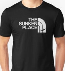 The Sunken Place (White) T-Shirt