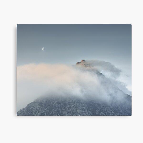 Smokey Mountain Top Canvas Print