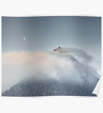 Smokey Mountain Top Poster