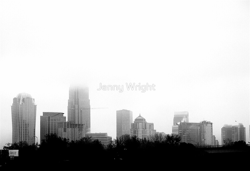 Charlotte, NC by Jenny Wright