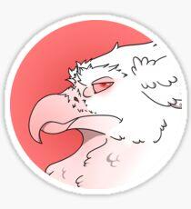 Gryphon Bubble Sticker