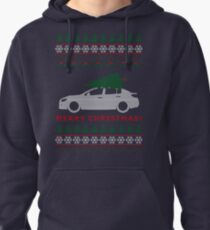 WRX Ugly Christmas Sweater (2015) Pullover Hoodie