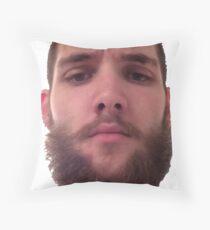 NeatMike Throw Pillow
