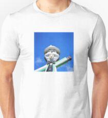 Minnesota State Fair - Fairchild the Gopher - Diana F+ 120mm Photograph Unisex T-Shirt