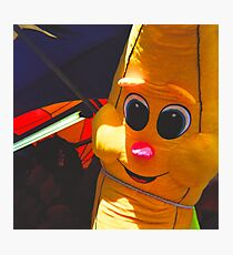 GIANT Banana Prize - Minnesota State Fair - Diana F+ 120mm Photograph Photographic Print