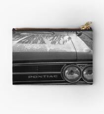 Dew on a Pontiac Studio Pouch