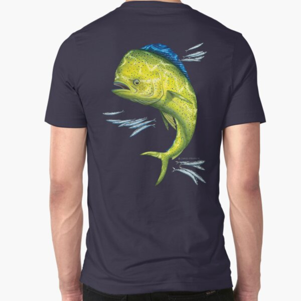 Mahi Mahi Slim Fit T-Shirt