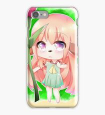 Happy Mother's Day Furry Girl iPhone Case/Skin