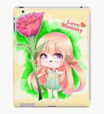 Happy Mother's Day Furry Girl iPad Case/Skin