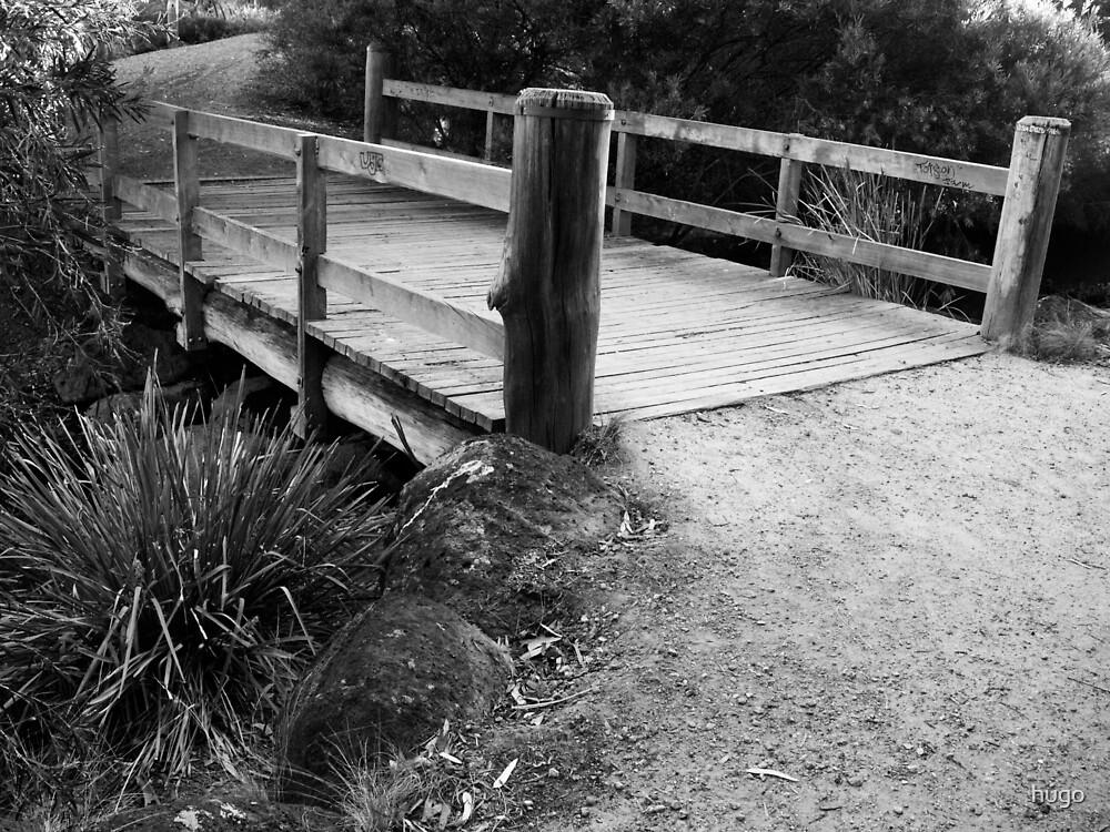 BRIDGE NEWPORT LAKES by hugo
