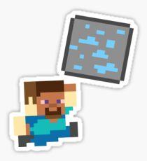 Super Minecraft Bros! Sticker