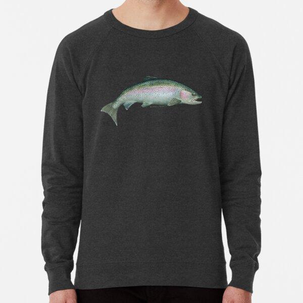 Rainbow Trout Lightweight Sweatshirt
