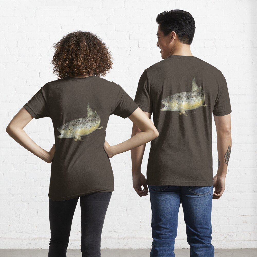 Brown Trout Essential T-Shirt