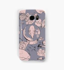 Pagan Pastel Skulls Samsung Galaxy Case/Skin