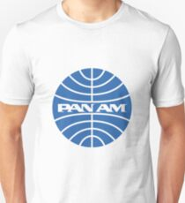 Pan Am Classic Logo T-Shirt