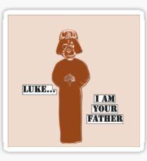 Darth Father Sticker