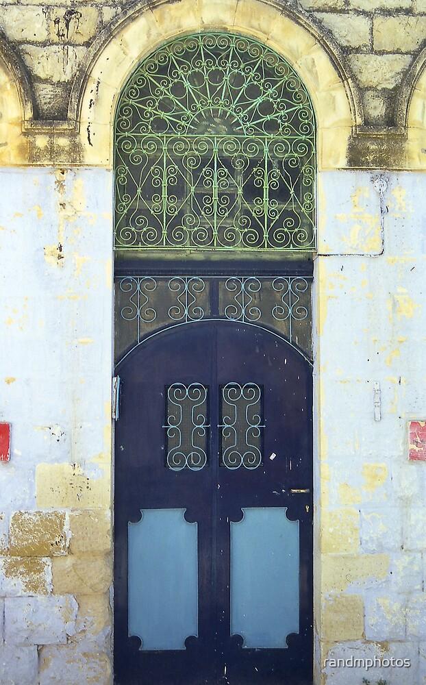 Eastern Doorway by randmphotos
