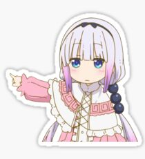 Kanna Sticker - Get out Sticker