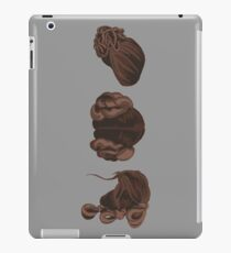 Galatic Heroine Hairstyles iPad Case/Skin