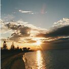Rockingham Sunset by Jayson Gaskell