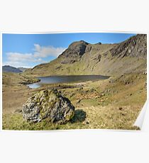 Stickle Tarn Views Poster