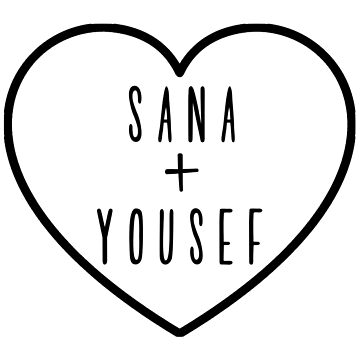 Sana + Yousef by coinho