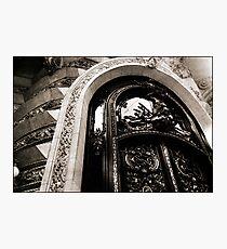 Detail Buenos Aries Photographic Print