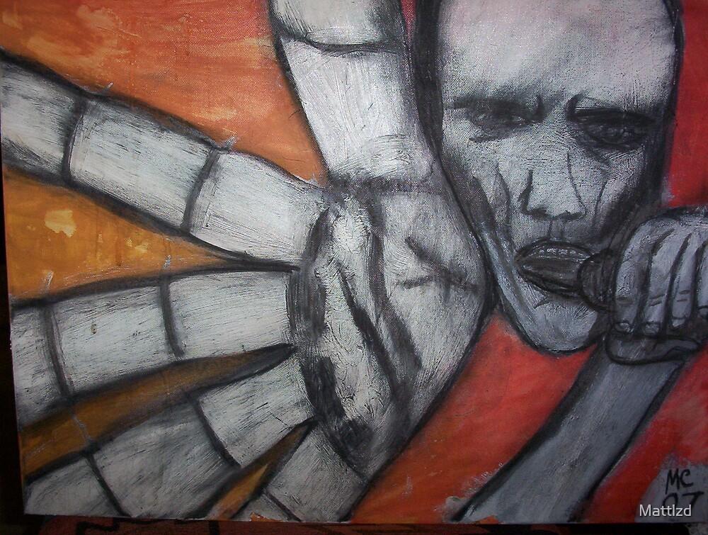 Open Hand by Mattlzd