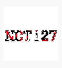NCT 127 03 Photographic Print