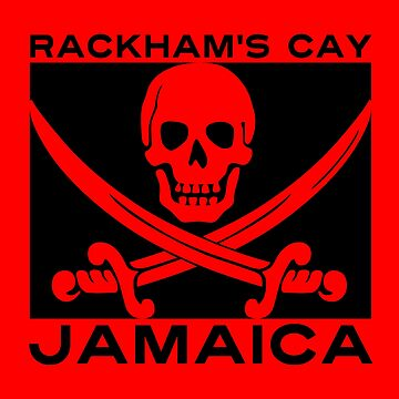 Rackham's Cay by IMPACTEES