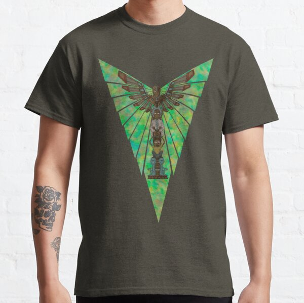 Phoenix Person Totem Classic T-Shirt