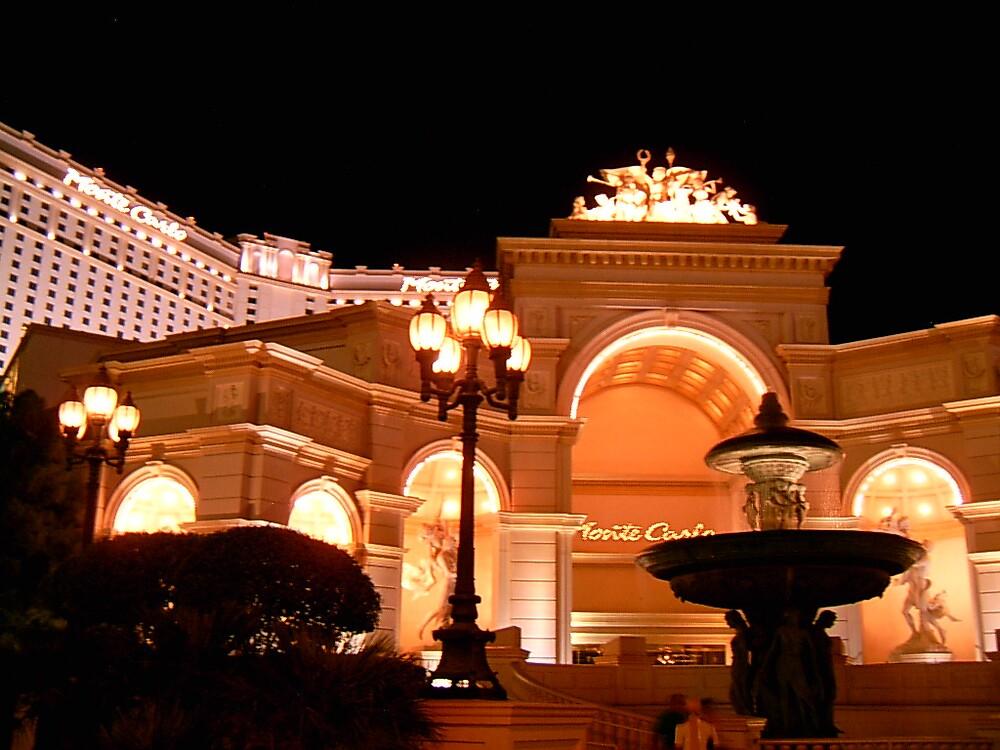 Monte Carlo by Hayley Watson