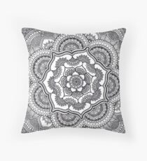 Spring Lotus  Throw Pillow