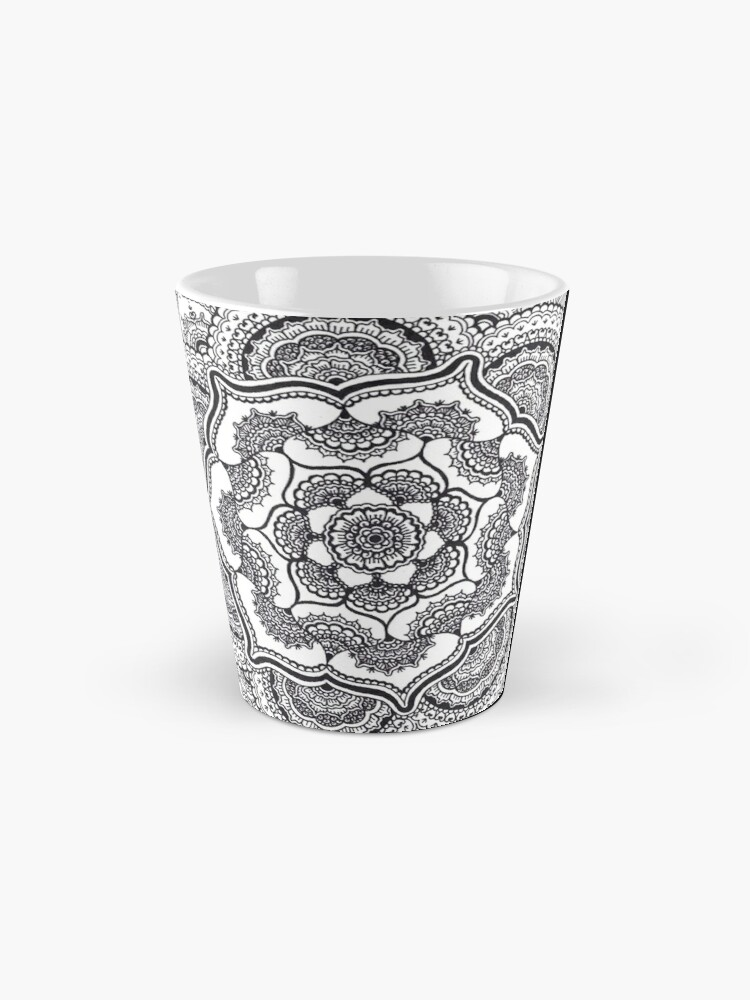 Vista alternativa de Tazas Spring Lotus