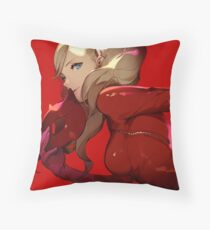 Persona 5 Ann Takamaki Throw Pillow
